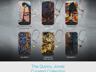 The Quincy Jones ThinOPTICS Curated Collection
