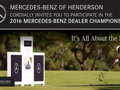 2016 Mercedes-Benz Dealer Championships