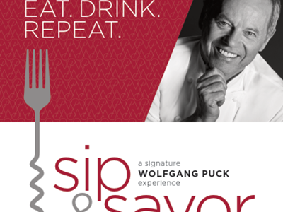 Wolfgang Puck's Fourth Annual Sip & Savor