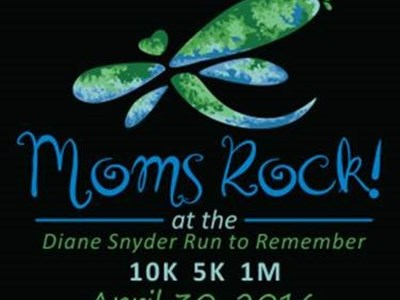 Moms Rock! The Diane Synder Run to Remember