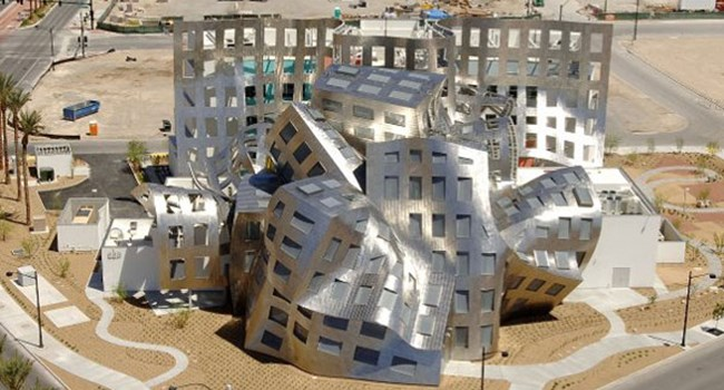 Finished Cleveland Clinic Lou Ruvo Center for Brain Health