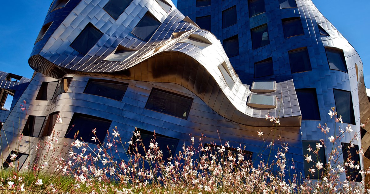 Frank Gehry Architect Keep Memory Alive