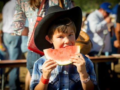 Summer Social and Rodeo at Shakespeare Ranch 2017