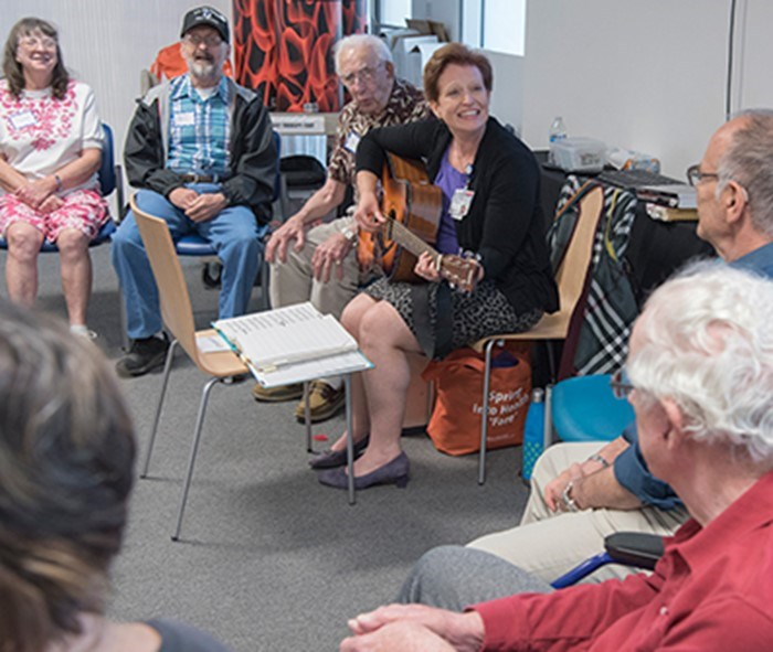 Music Therapy: Respite (Thursdays)