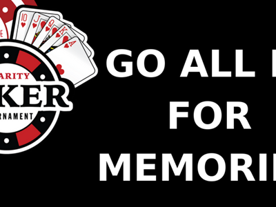 Keep Memory Alive Charity Poker Tournament