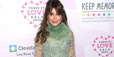 Paula Abdul talks about dad at Power of Love Gala