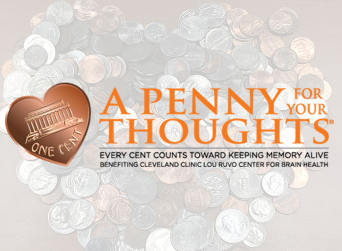 A Penny for your Thoughts - Virtual Fundraising Campaign